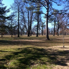 Photo taken at Phelps Grove Park by Kevin P. on 1/19/2013