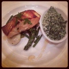 Photo taken at The Capital Grille by Taylor M. on 10/18/2012