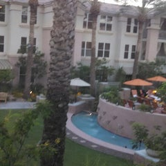 Photo taken at Gainey Suites Hotel by T.L. B. on 7/22/2014