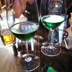 Photo taken at Alcove Wine Bar by Jayne on 3/15/2014