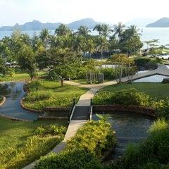 Photo taken at The Westin Langkawi Resort & Spa by Ken W. on 9/3/2014