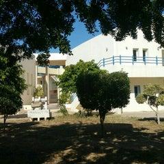 Photo taken at Institut Supérieur D'administration Des Affaires De Sfax by Dali E. on 11/17/2015