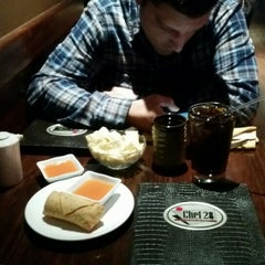 Photo taken at 28 Fusion Sushi/Chef 28 by Steven M. on 10/29/2015