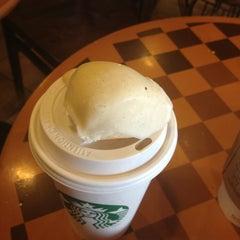 Photo taken at Starbucks by Kristy C. on 1/9/2013