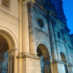 Photo taken at Catedral Metropolitana by Fabiano T. on 2/6/2016