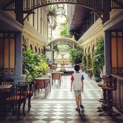 Photo taken at The Sukosol (โรงแรม เดอะ สุโกศล) by Sharkrit I. on 8/2/2015