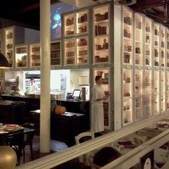Photo taken at Pizzeria Birmana 2 - La Fonderia by Alvise F. on 11/1/2012