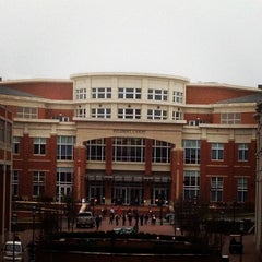 Photo taken at University of North Carolina at Charlotte by John G. on 1/15/2013
