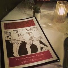 Photo taken at Prado Restaurant by Garry P. on 10/4/2014