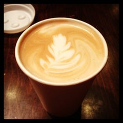 Photo taken at Bourbon Coffee DC by Arielle R. on 8/23/2013