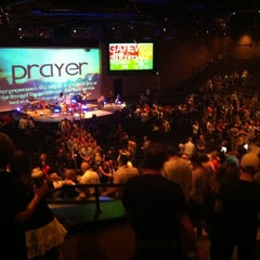 Photo taken at Gateway Church - McNeil Campus by Richard Z. on 12/9/2012