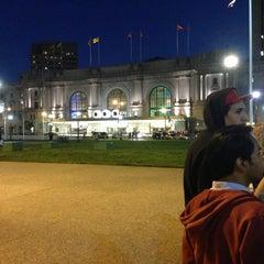 Photo taken at Bill Graham Civic Auditorium by Tim O. on 2/18/2013