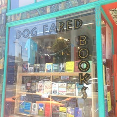 Photo taken at Dog Eared Books by Tim O. on 5/19/2013