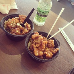 Photo taken at Panda Express by Gnarly J. on 3/4/2015