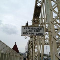 Photo taken at Macombs Dam Bridge by Cari on 5/18/2013