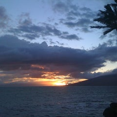Photo taken at The Beach At The End Of Welakahao by polynesian m. on 6/25/2011