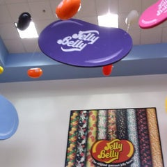 Photo taken at Jelly Belly Visitor Center by Jaime H. on 6/12/2015