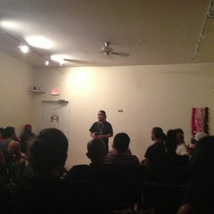 Photo taken at Spit Dat by Erin P. on 8/30/2013
