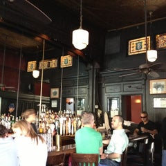 Photo taken at The Brooklyn Inn by Wendy A. on 9/23/2012