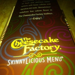 Photo taken at The Cheesecake Factory by Michelle R. on 10/11/2012