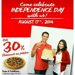 Photo taken at Domino's Pizza by Domino's Pizza I. on 8/11/2014