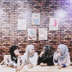 Photo taken at Jalan Soekarno Hatta by Restu R. S. on 6/24/2015