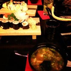 Photo taken at Kyoto restaurant by Liliána B. on 12/22/2012