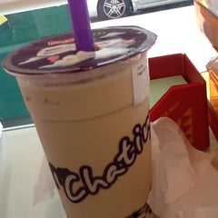 Photo taken at Chatime by Isz M. on 10/15/2012
