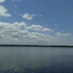 Photo taken at Sutton Lake by Tony C. on 6/29/2014