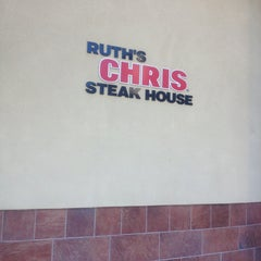Photo taken at Ruth's Chris Steak House by Derek J. on 2/20/2013