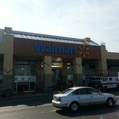Photo taken at Walmart by Ishmael H. on 9/14/2012