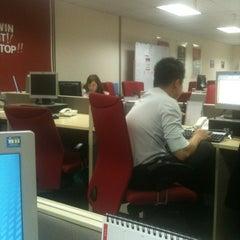 Photo taken at CIMB Bank by Albert Khoo on 8/15/2013