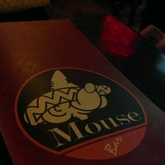 Photo taken at Mouse Bar by Fábio L. on 11/10/2012
