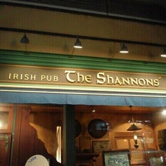 Photo taken at The ShANNONS' by takanoah on 10/16/2012