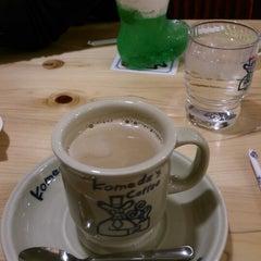Photo taken at コメダ珈琲店 金剛東店 by Misa S. on 12/8/2012