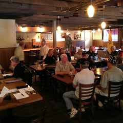 Photo taken at Rock Bottom Brewery by Mark C. on 6/9/2013