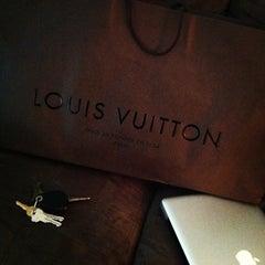 Photo taken at Louis Vuitton by Taysha A. on 9/8/2013