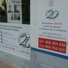 Photo taken at Vía Asesores by FERNANDO JOSE Z. on 12/9/2014