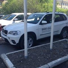 Photo taken at BMW ЕВРОСИБ СЕРВИС by 💎Екатерина В. on 5/20/2013