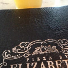 Photo taken at Pizza by Elizabeths by Anton G. on 7/24/2013