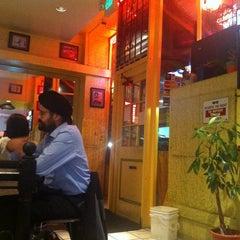 Photo taken at Sushi Toni by Eda betul B. on 11/20/2014