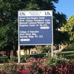 Photo taken at University of Kentucky by Drew G. on 7/30/2015