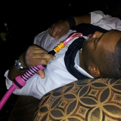 Photo taken at Cloud 9 Hookah Lounge by Juandale on 11/24/2012