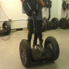 Photo taken at SegCity Segway Tours and Sales by Patrick Q. on 10/30/2012