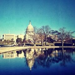 Photo taken at U.S. Capitol - Senate by Denis S. on 3/10/2013