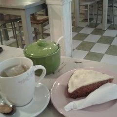 Photo taken at Cafè Camèlia by Shakti F. on 12/31/2012