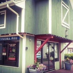 Photo taken at Olde Mistick Village Art Cinemas by Beth F. on 6/21/2015