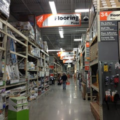Photo taken at The Home Depot by Christofer J. on 3/15/2013