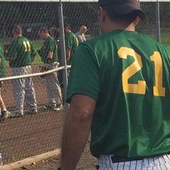 Photo taken at Lynch Field by Darcey G. on 7/13/2015
