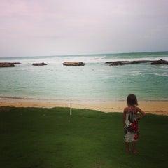Photo taken at Ko Olina Resort by Reagan T. on 5/1/2013